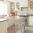 Kitchen Design Square Room