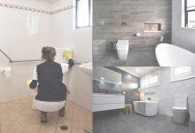 Easy Clean Bathroom Design