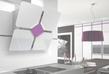 Designer Extractor Fan Kitchen
