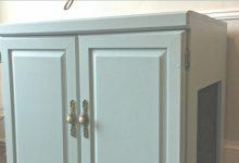 Diy Litter Box Cabinet