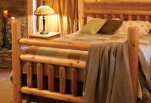 Rustic Log Bedroom Furniture