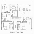 4 Bedroom 2 Bath Open Floor Plans