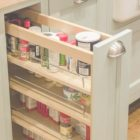 Spice Rack In Cabinet