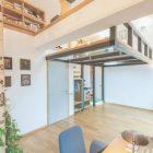 2 Floor Bedroom Design