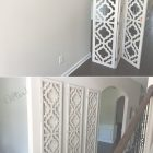 Decorating Big Wall Living Room