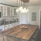 Rustic Kitchen Lighting Ideas