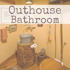 Outhouses Bathroom Decor