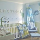 Baby Dinosaur Bedroom