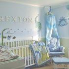Baby Dinosaur Bedroom