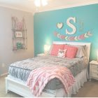 Teal Girls Bedroom
