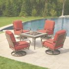 Patio Furniture With Fire Table