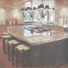 Kitchen Island Designs With Seating And Stove