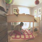 Montessori Shared Bedroom