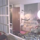 Clockwork Orange Bedroom