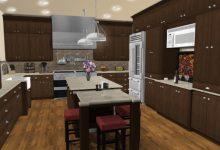 Free Online Kitchen Designer