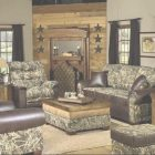 Camo Living Room Decor