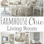 Farmhouse Chic Living Room