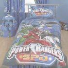 Power Rangers Bedroom