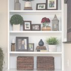 How To Decorate Bookshelves In Living Room