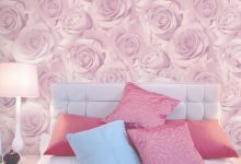 Rose Wallpaper For Bedroom