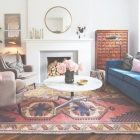 How To Place A Rug In A Living Room