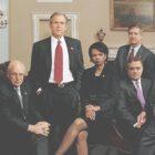 Bush Administration Cabinet Members
