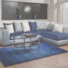 Royal Blue Living Room Sets