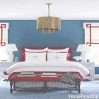 Red And Blue Bedroom Pictures