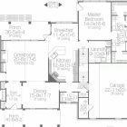 Split Bedroom House Plans