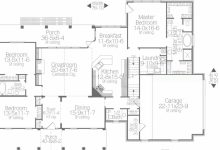 Split Bedroom House Plans