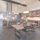 Contemporary Rustic Kitchen Design
