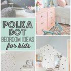 Polka Dot Bedroom Decorating Ideas