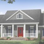3 Bedroom Country Home Plans
